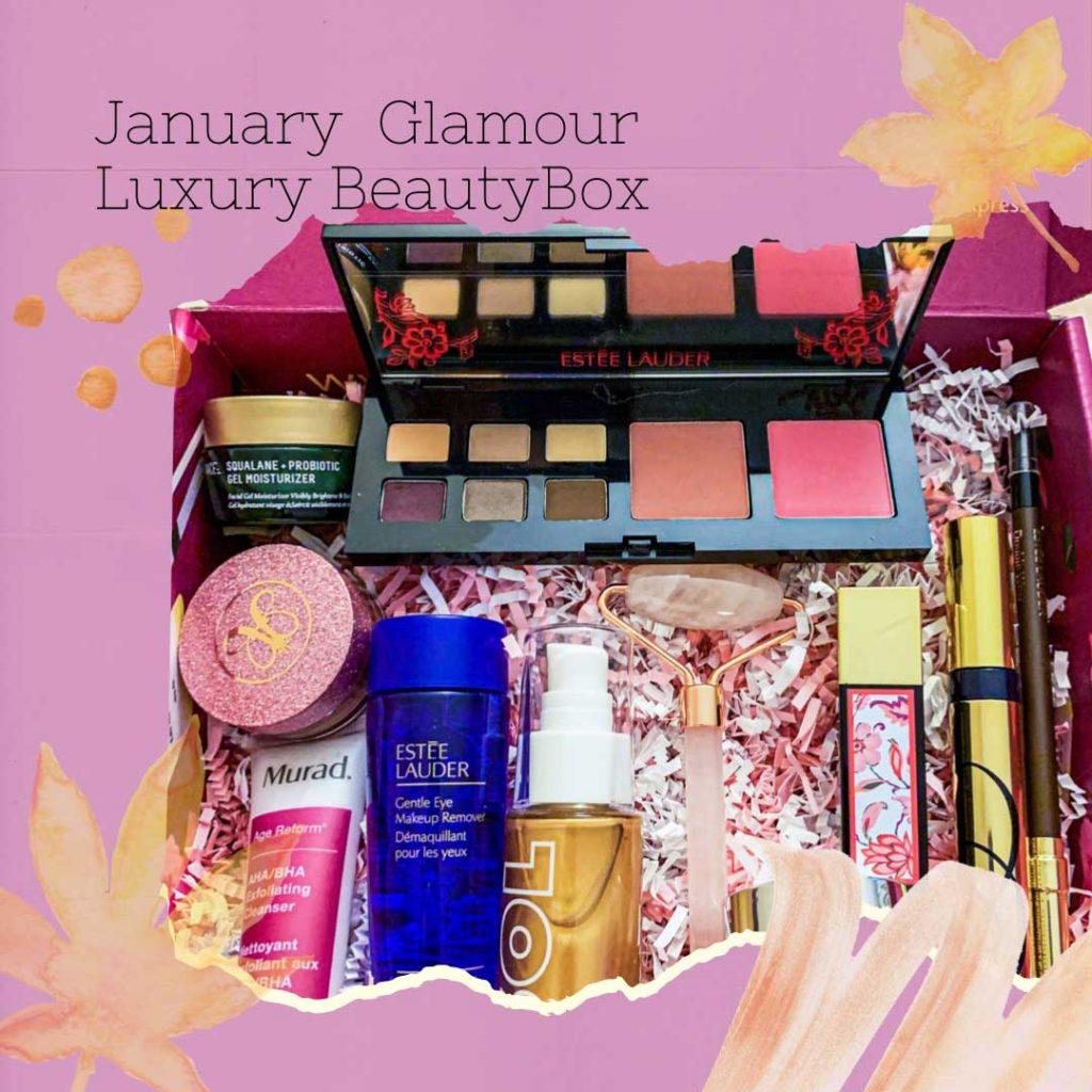 Glamour Luxury Premium Box   Glamour Beauty